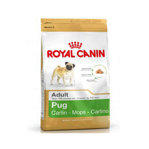 Royal Canin Pug Adult Dog Food, 1.5 Kg