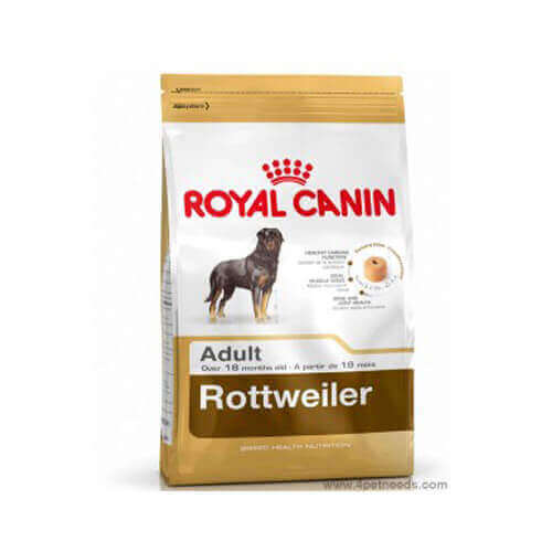 Royal Canin Rottweiler Adult, 3 Kg