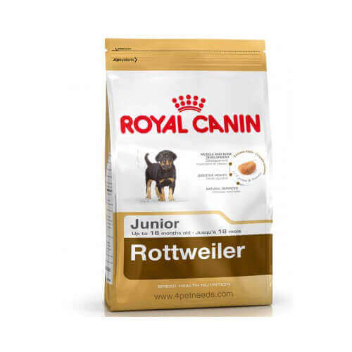 Royal Canin Rottweiler Junior 3 KG Dog Food