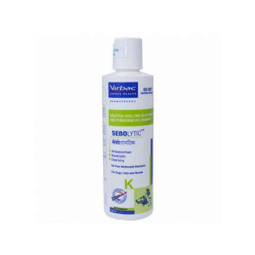 Virbac Sebolytic Shampoo 200 ml