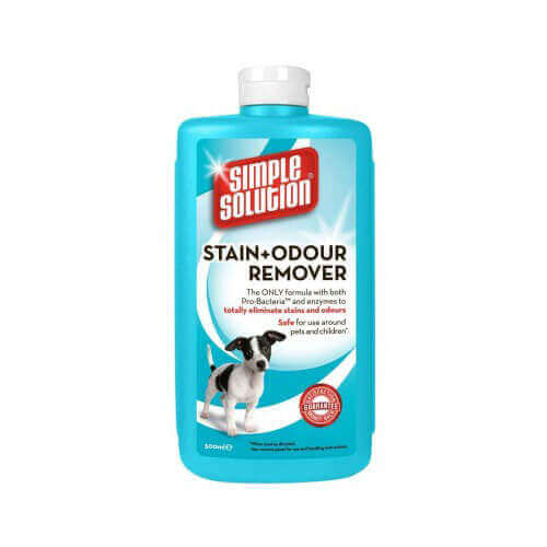 Simple Solution Dog Stain and Odour Remover, 500 ml