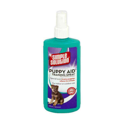 Simple Solution - Puppy Aid Training Spray (235ml).