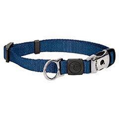 ASPEN PET NYLON ADJUSTABLE DOG COLLAR ROYAL BLUE