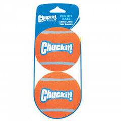 CHUCKIT TENNIS BALL 2 PK MEDIUM