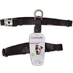 PETMATE SIGNATURE DELUXE DOG HARNESS PEWTER