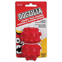 Dogzilla Knobby Treat Grabber