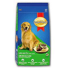 SMARTHEART LAMB & RICE ADULT 3 KG DOG FOOD