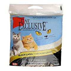 Cat Exclusive Scoopable Cat Litter 10 kg