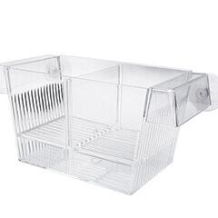 Plastic Aquarium Fish Hatchery Breeder Box