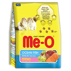ME-O OCEAN FISH KITTEN 1.1KG