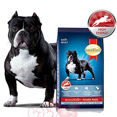 SMARTHEART POWER PACK ADULT 1 KG DOG FOOD