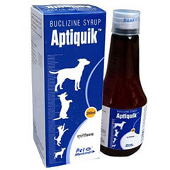 Pet Mankind Aptiquik Buclizine Syrup 200ml