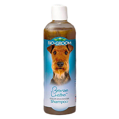 Bio-Groom Bronze Lustre Color Enhancer Dog Shampoo 355 ml