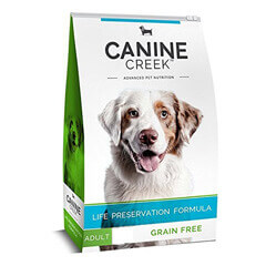 Canine Creek Grain Free Adult Dog Food- 1.2 KG