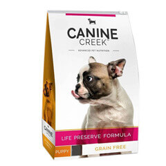 Canine Creek Grain Free Puppy Dog Food- 9 KG