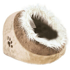 Cuddly Cave Cat Bed