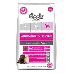 Drools Labrador Puppy Premium Dog Food- 4 KG
