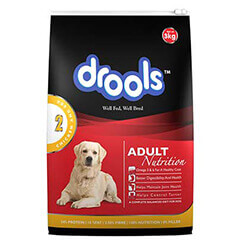 Drools Adult Chicken And Egg 3 Kg Dog Food