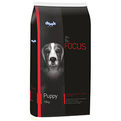 Drools Focus Puppy Super Premium 15 KG Dog Food
