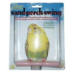 JW PET COMPANY Insight Sand Perch Swing 5