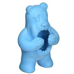 JW Pet Company Bear Toy Small Medium