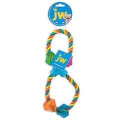 JW Pet Company Figure 8 Treat Pod