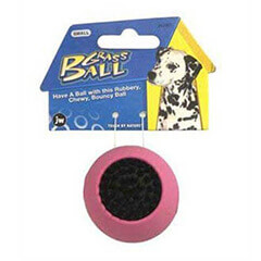 JW Pet Company Grass Ball Dog Toy, Small (Colors Vary)