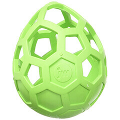 JW Pet Company Hol Ee Roller Wobbler Pet Toy Balls