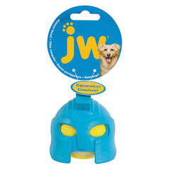 JW Pet Gladiator Helmet Head Dog Toy