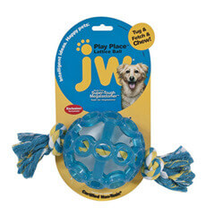JW Pet Lattice Ball Toy Large