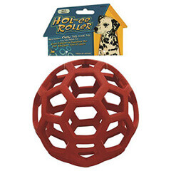 JW Pet Tough By Nature Hol-ee Roller Assortment Dog Toy, 22.8 cm