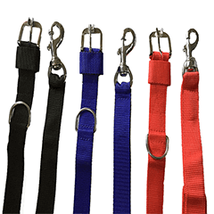 Dog Leash with Collar Large Size