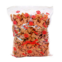 Multigrain Real Chicken Dog Treat Biscuits