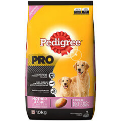 Pedigree Professional Starter Mother & Pup Premium Dog Food- 10 KG