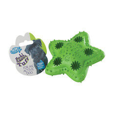 Pet Brands Rubba Tuff Star Treat