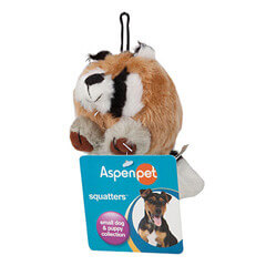 Aspen Booda Squatters Medium Brown & White