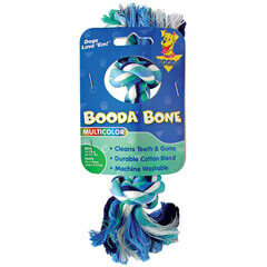 Booda Rope Bone Multi Color Mini Size