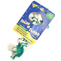 Fresh-N-Floss 2-Knot Bone