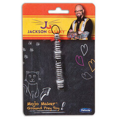 Jackson Galaxy Mojo Maker Ground Prey Toy Pack