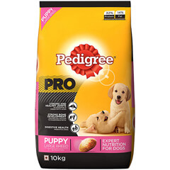 Pedigree Professional Puppy Large Breed Premium Dog Food- 10 KG