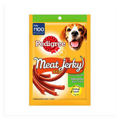 Pedigree Dog Treats- Meat Jerky Stix 60 gm Pouch