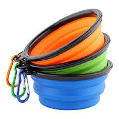 Premium Collapsible Pet Bowls