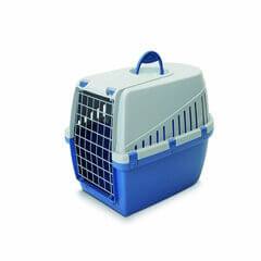 Savic Trotter 2 Pet Carrier Atlantic Blue