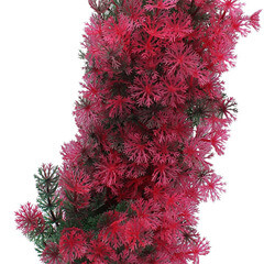 Underwater Adjustable Red Green Design Plant
