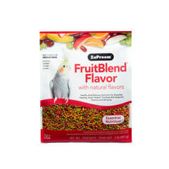 Zupreem Fruit Blend for Medium Birds 907 g