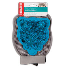 Aspen Pet Furbuster 3-In-1 Cat Grooming Glove