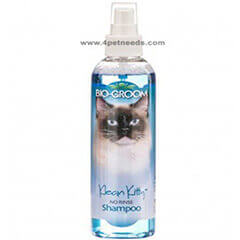 Bio-Groom Klean Kitty No Rinse Cat Shampoo 236 ml