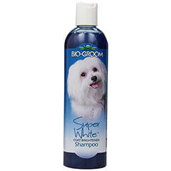 Bio-Groom Super White Dog Shampoo- 355 ml