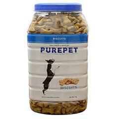 Purepet Milk Flavour Biscuit