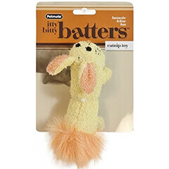 Booda Itty Bitty Batters Rabbit Toy, None